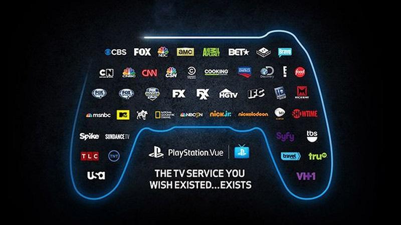 Activate PS Vue on Roku, Apple TV, Firestick, PlayStation