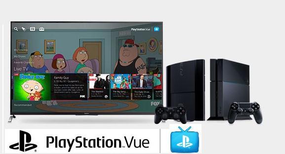 Playstation Vue DVR
