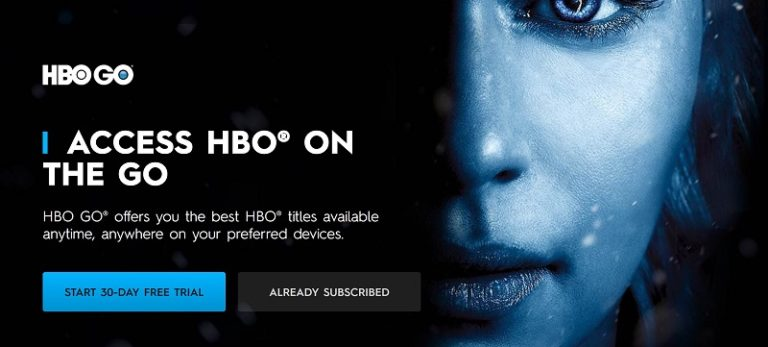 HBO GO service