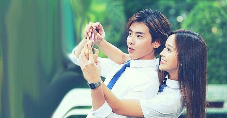 romantic asian film