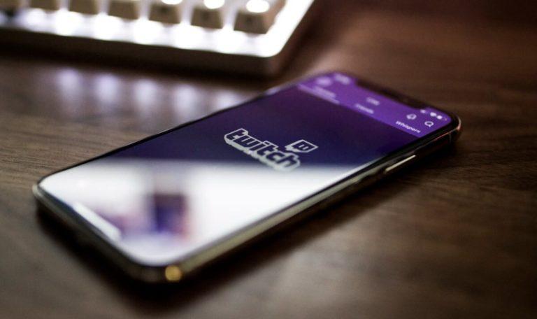 Twitch on phone