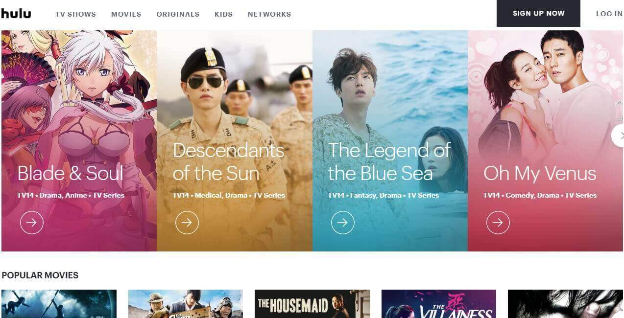 Hulu Korean Drama