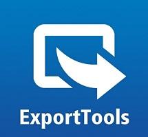 Export tools