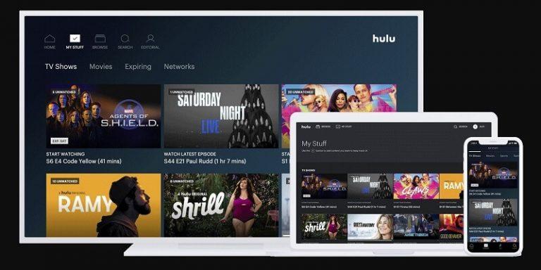 Hulu My Stuff