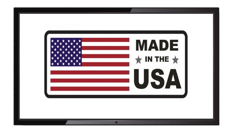 Tvs made in America