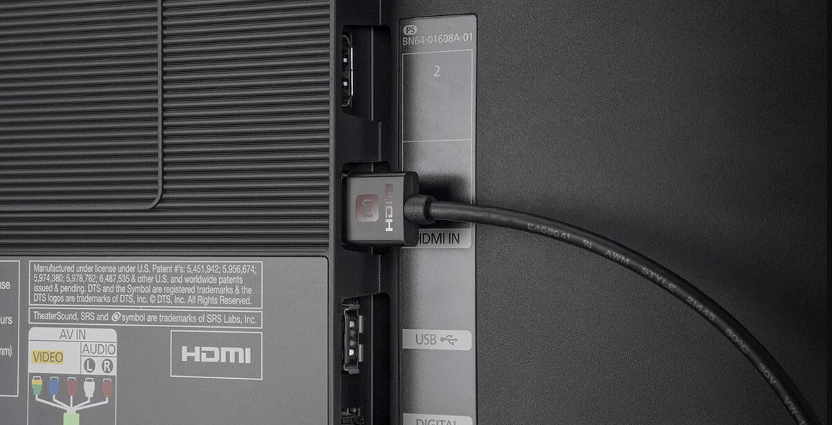 Samsung HDMI cable