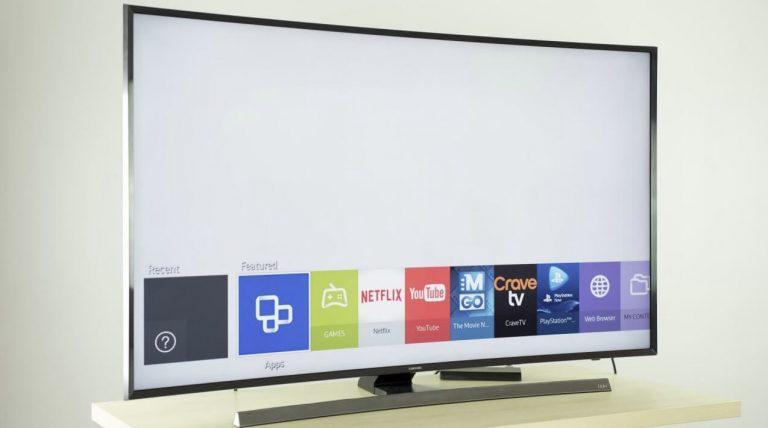 samsung smart hub keeps updating