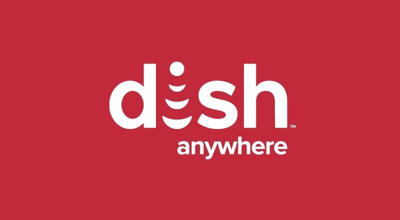 DISH Anywhere logo
