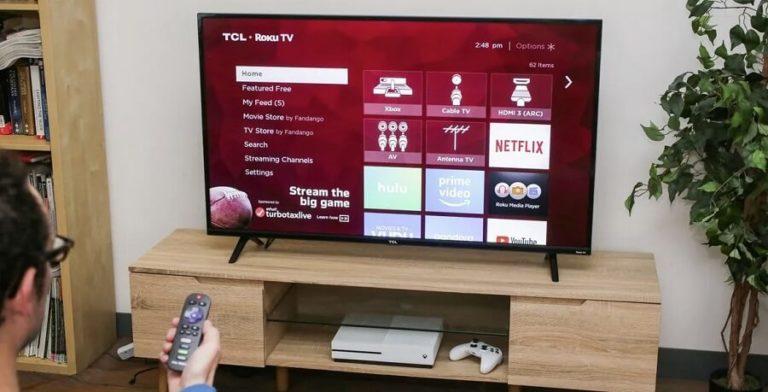 TCL Roku Television