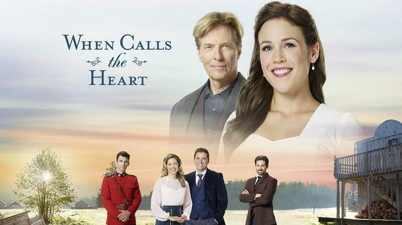 When Calls the Heart is a popular show on Hallmark