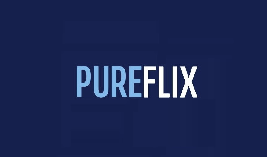 Pure Flix logo